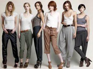 Магазин Люнель - занимается продажей женских брюк.