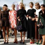 Модные тенденции с Европейских подиумов.