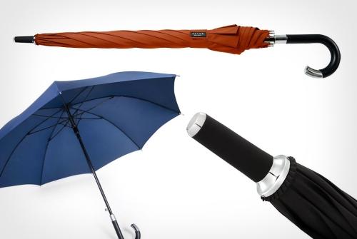 Виды и модели зонтов.