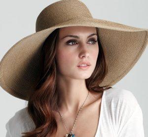 Женская шляпка 2014.